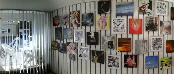 Atelier Crashkunst Kunstmaler Kempten